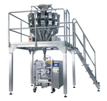 14-Head Electronic Weighing Packing System